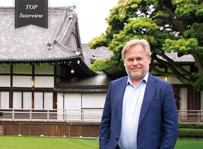 Kaspersky Lab 取締役会長 兼 最高経営責任者(CEO) ユージン・カスペルスキー 氏 【Top Interview】